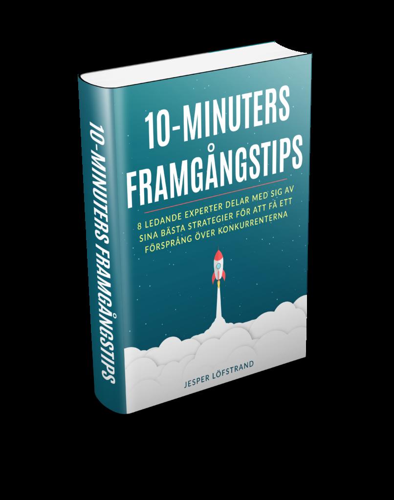10-minuters framgångstips bok